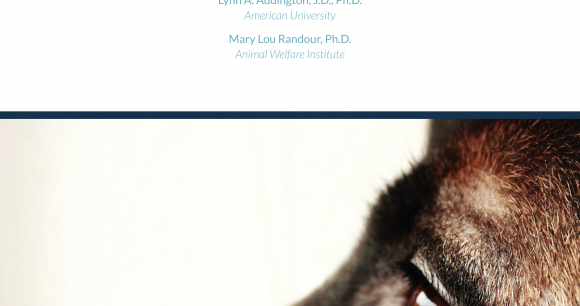 Animal Cruelty Crime Statistics: Findings from a Survey of State Uniform Crime