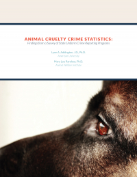 Animal Cruelty Crime Statistics