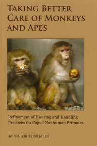 Taking Better Care of Monkeys and Apes Cover