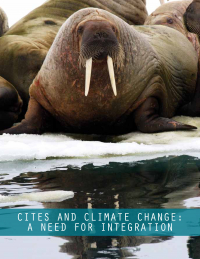 CITES and Climate Change Cover