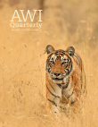 AWI Quarterly magazine