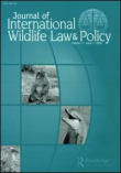 Journal of International Wildlife Law & Policy Cover
