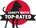 Animal Welfare Institute has received an A+ from  CharityWatch (previously the American Institute of Philanthropy)