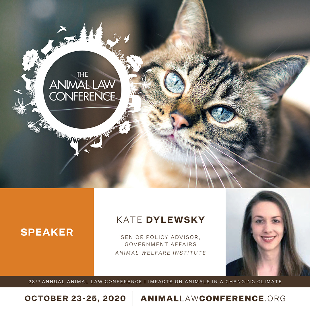 Register for the 2020 Animal Law Conference
