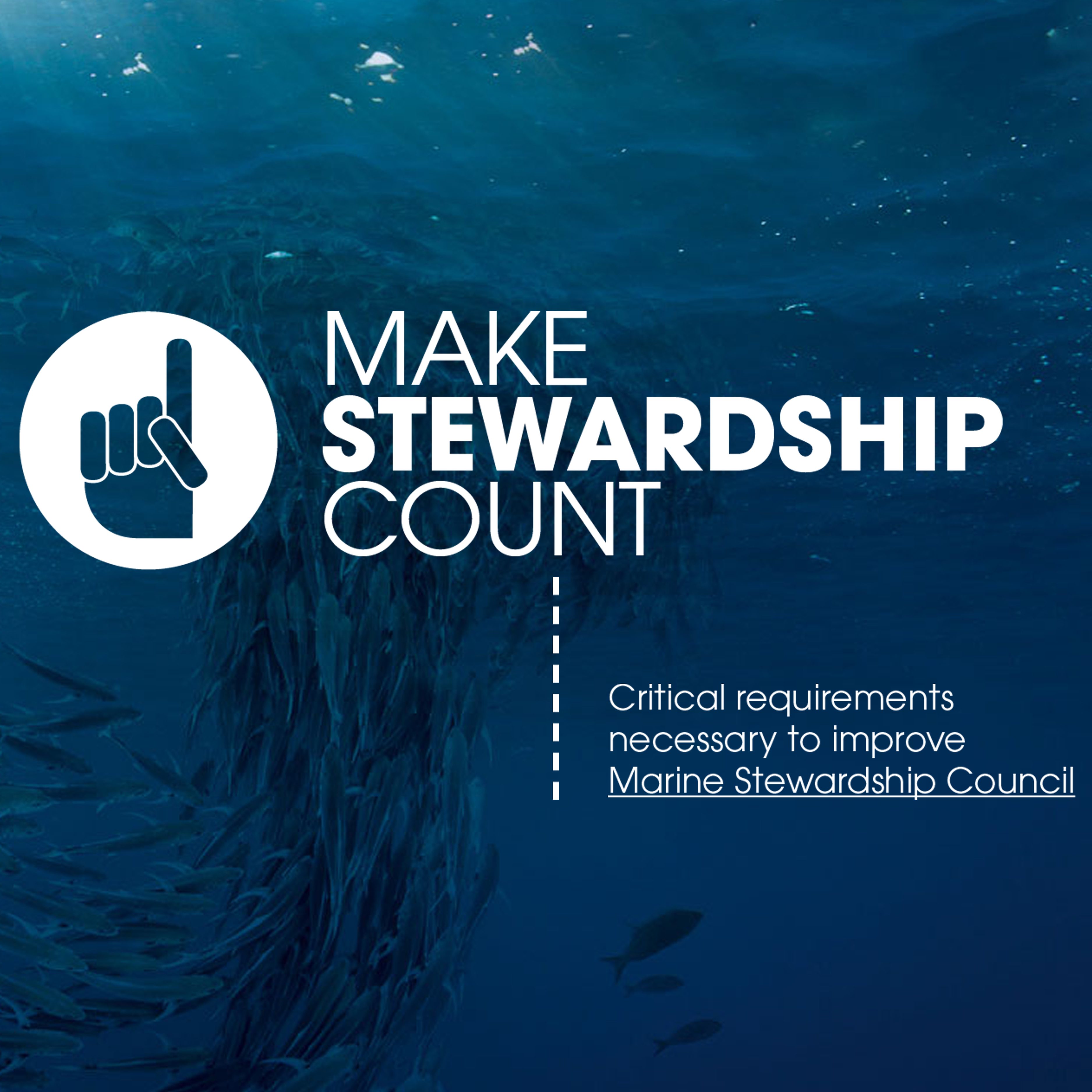 Make Stewardship Count